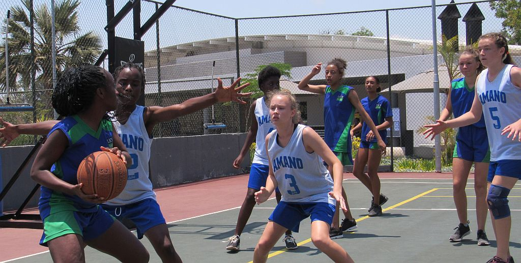 Girls Basketball National