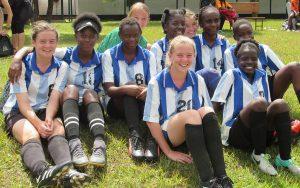 Girls Football Regionals