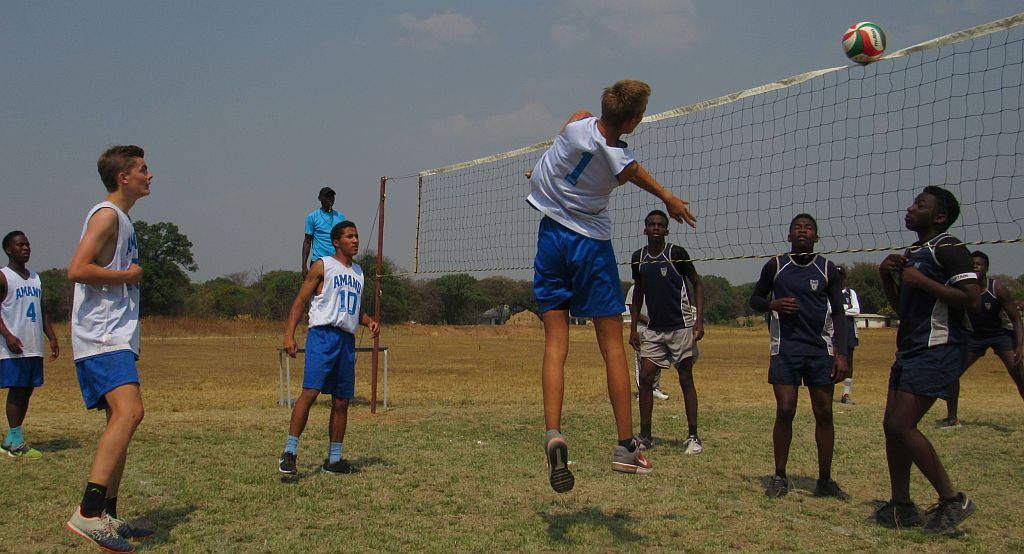 19 Zonal Boys Volleyball