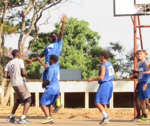 U19 team to play basketball at Lechwe