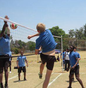 U19 Regional Boys Volleyball