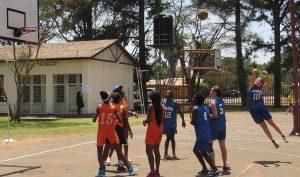 U19 Girl Regional Basketball